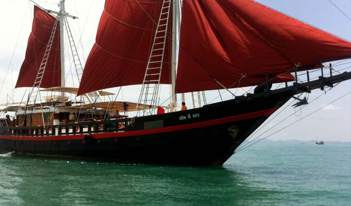 Last Minute Liveaboard Deals: Myanmar Jan 11th 2020 for 7 nights