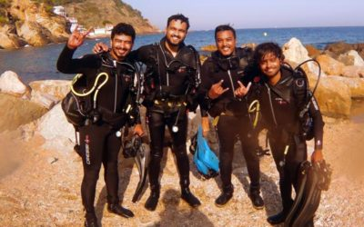 Under Presure Divers in India – Offering World Class Diving to Indian Divers at the DRT Show Mumbai