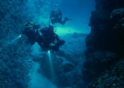 Dive holidays in Dahab