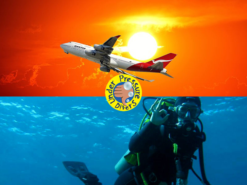 UK divers – Cheap flight alert! Less than £20 to Spain